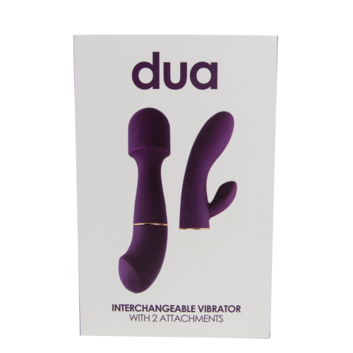 Loving Joy DUA Interchangeable Vibrator
